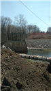 Existing Pier South Abutment Prep