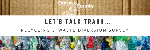 Recycling and Waste Diversion Survey