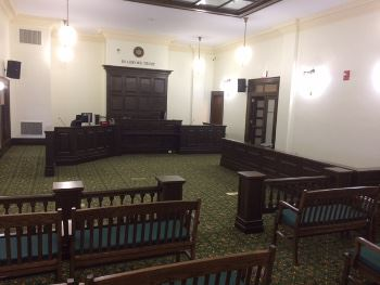Finished Courtroom