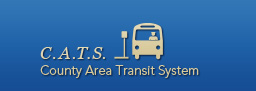 C.A.T.S. - County Area Transit System